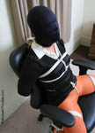 Bettie cho tied and gagged 8